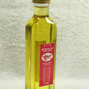 Extra virgin olive oil (250 ml.)