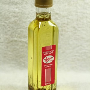 Infused oil - Garlic, Rosemary & Sun-dried tomato (250 ml.)