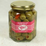 Stuffed Olives - Natural (200 g. jar)