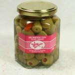 Stuffed Olives - Natural (200 g. jar)