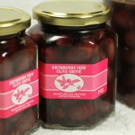 Black olives (stone in)