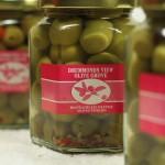 Green olives (stuffed)