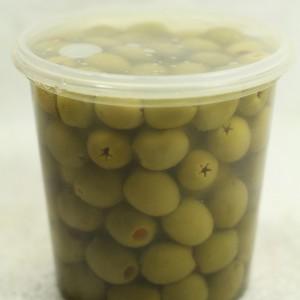 Stuffed Olives - Natural (840 g. tub)